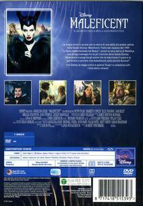 Maleficent. Il segreto della Bella Addormentata. Limited Edition 2017 (DVD) di Robert Stromberg - DVD - 2
