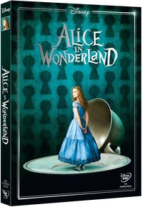 Cover Dvd Alice in Wonderland. Limited Edition 2017 (DVD)