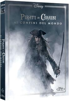 Pirati dei Caraibi. Ai confini del mondo. Limited Edition 2017 (Blu-ray) di Gore Verbinski - Blu-ray