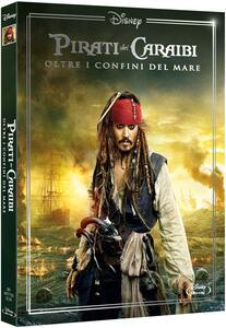 Pirati dei Caraibi. Oltre i confini del mare. Limited Edition 2017 (Blu-ray) di Rob Marshall - Blu-ray