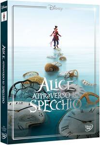 Alice attraverso lo specchio. Limited Edition 2017 (DVD) di James Bobin - DVD