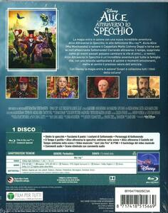 Alice attraverso lo specchio. Limited Edition 2017 (Blu-ray) di James Bobin - Blu-ray - 2