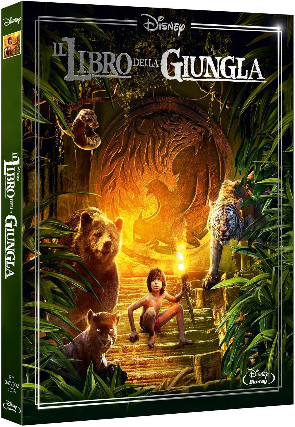 Il libro della giungla. Live Action. Editione 2017 (DVD