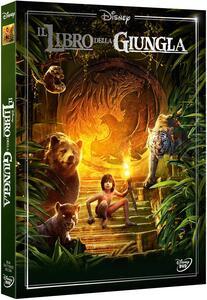 Il libro della giungla. Live Action. Editione 2017 (Blu-ray) di Jon Favreau - Blu-ray