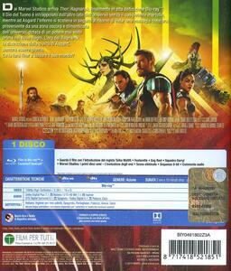 Thor. Ragnarok (Blu-ray) di Taika Waititi - Blu-ray - 2