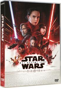Star Wars. Gli ultimi Jedi (DVD) di Rian Johnson - DVD