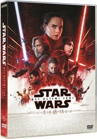 Cover Dvd Star Wars. Gli ultimi Jedi (DVD)