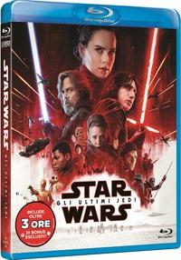 Cover Dvd Star Wars. Gli ultimi Jedi. Con Bonus Disc (Blu-ray)