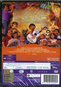 Coco (DVD) di Lee Unkrich,Adrian Molina - DVD - 2