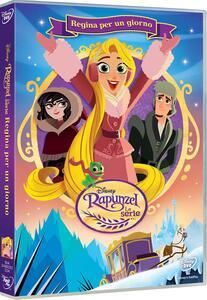 Rapunzel. La serie. Regina per un giorno (DVD) di Joe Oh - DVD
