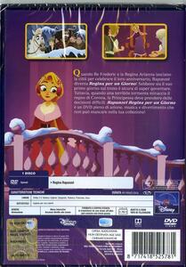 Rapunzel. La serie. Regina per un giorno (DVD) di Joe Oh - DVD - 2