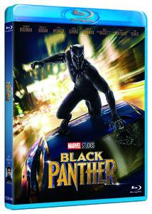 Black Panther (Blu-ray) di Ryan Coogler - Blu-ray