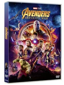 Avengers: Infinity War (DVD) di Joe Russo,Anthony Russo - DVD