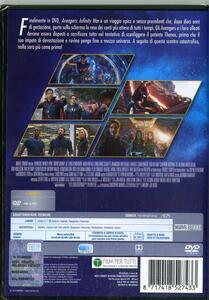 Avengers: Infinity War (DVD) di Joe Russo,Anthony Russo - DVD - 2