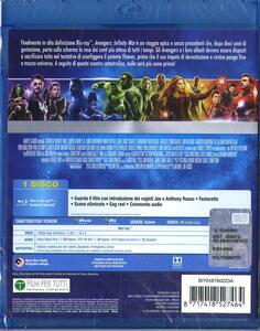 Avengers: Infinity War (Blu-ray) di Joe Russo,Anthony Russo - Blu-ray - 2
