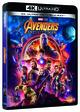 Cover Dvd DVD Avengers: Infinity War