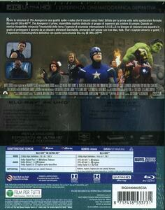 Avengers (Blu-ray + Blu-ray 4K Ultra HD) di Joss Whedon - Blu-ray + Blu-ray Ultra HD 4K - 2