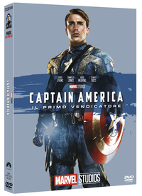 Cover Dvd Captain America. Il primo vendicatore. Edizione 10° anniversario Marvel Studios (DVD)