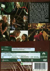 Thor di Kenneth Branagh - DVD - 2