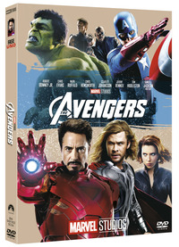 Cover Dvd The Avengers. Edizione 10° anniversario Marvel Studios (DVD)