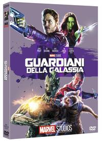 Cover Dvd Guardiani della galassia. Edizione 10° anniversario Marvel Studios (DVD)