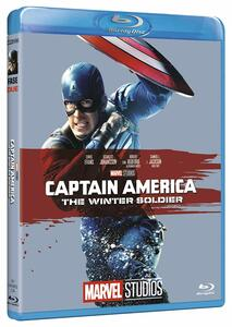 Captain America. The Winter Soldier di Anthony Russo,Joe Russo - Blu-ray
