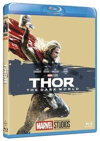 Cover Dvd Thor. The Dark World. Edizione 10° anniversario Marvel Studios (Blu-ray)