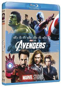 The Avengers di Joss Whedon - Blu-ray