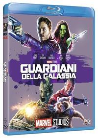 Cover Dvd Guardiani della galassia. Edizione 10° anniversario Marvel Studios (Blu-ray)