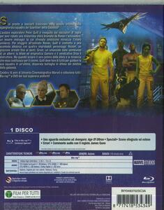 Guardiani della galassia di James Gunn - Blu-ray - 2