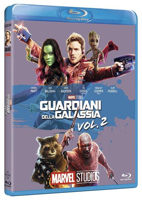 Guardiani della Galassia Vol. 2 (Blu-ray) di James Gunn - Blu-ray