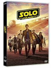 Film Solo. A Star Wars Story (DVD) Ron Howard
