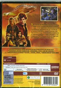 Solo. A Star Wars Story (DVD) di Ron Howard - DVD - 2
