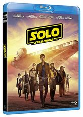 Film Solo. A Star Wars Story (Blu-ray) Ron Howard