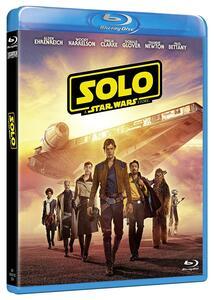Solo. A Star Wars Story (Blu-ray) di Ron Howard - Blu-ray
