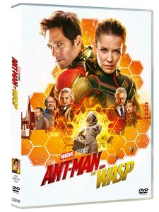 Ant-Man and the Wasp (DVD) di Peyton Reed - DVD