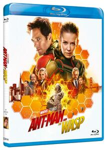 Ant-Man and the Wasp (Blu-ray) di Peyton Reed - Blu-ray