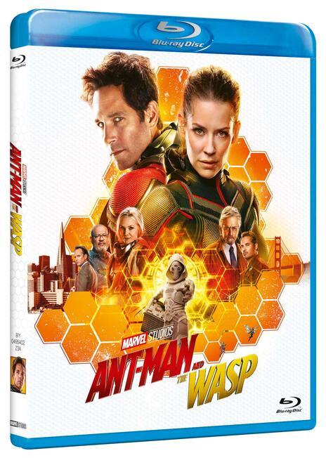 Ant-Man and the Wasp (Blu-ray) di Peyton Reed - Blu-ray