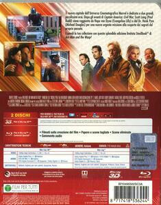 Ant-Man and the Wasp. Con Steelbook (Blu-ray + Blu-ray 3D) di Peyton Reed - Blu-ray + Blu-ray 3D - 2