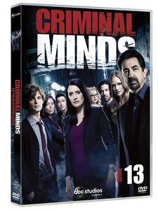 Criminal Minds. Stagione 13. Serie TV ita (5 DVD) di Glenn Kershaw,Félix Enríquez Alcalá,Douglas Aarniokoski - DVD