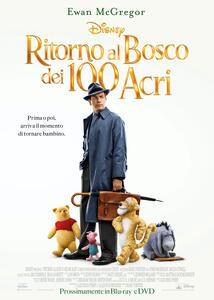 Ritorno al bosco dei 100 acri (Blu-ray) di Marc Forster - Blu-ray