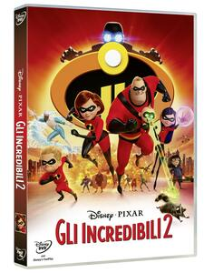 Gli Incredibili 2 (DVD) di Brad Bird - DVD