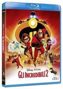Film Gli Incredibili 2 (Blu-ray) Brad Bird