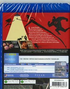 Gli Incredibili 2 (Blu-ray) di Brad Bird - Blu-ray - 2