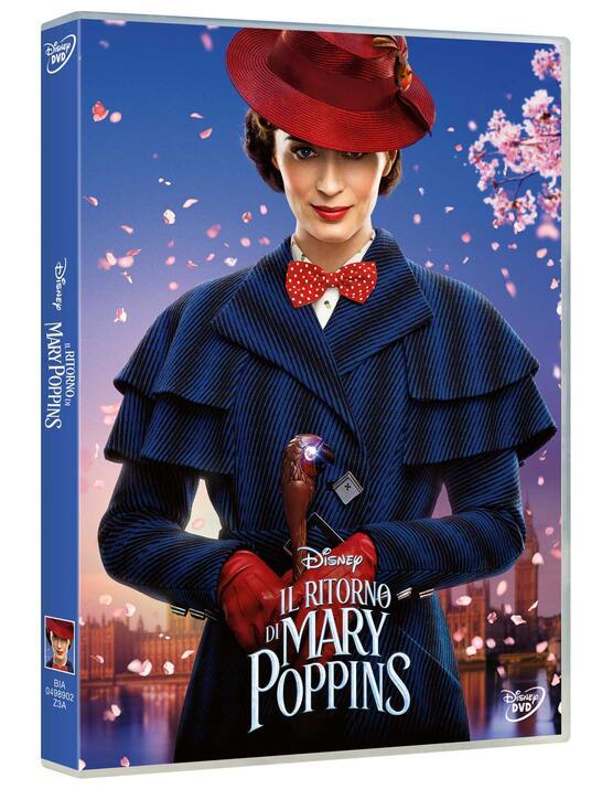 Il ritorno di Mary Poppins (DVD) di Rob Marshall - DVD