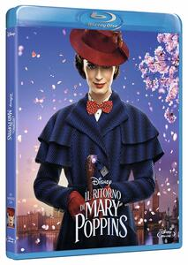 Il ritorno di Mary Poppins. (Blu-ray) di Rob Marshall - Blu-ray