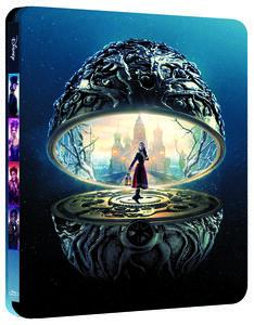 Lo schiaccianoci e i quattro regni. Con Steelbook (Blu-ray) di Lasse Hallström,Joe Johnston - Blu-ray