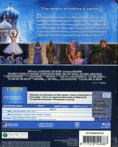 Lo schiaccianoci e i quattro regni. Con Steelbook (Blu-ray) di Lasse Hallström,Joe Johnston - Blu-ray - 2