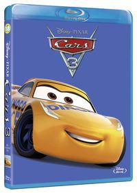 Cover Dvd Cars 3 (Blu-ray)