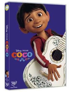 Film Coco (DVD) Lee Unkrich Adrian Molina